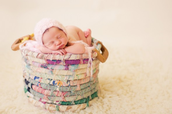Humboldt newborn photography