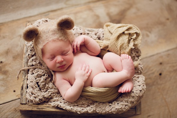 Humboldt county newborn photographer