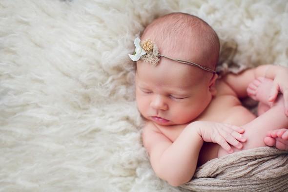 Humboldt county newborn photographer